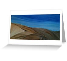 Stone Mountains Greeting Card