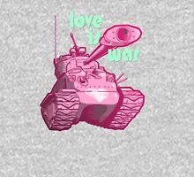 Love is War Tank Unisex T-Shirt