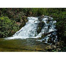 Indian Creek Falls Photographic Print