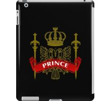Fit For A Prince Coat-of-Arms iPad Case/Skin