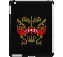 Fit For A Queen Coat-of-Arms iPad Case/Skin