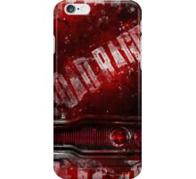 Road rage iPhone Case/Skin