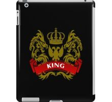 Fit For A King Coat-of-Arms iPad Case/Skin