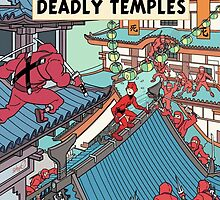 The Adventures of Daredevil: The Seven Deadly Temples by downersteve