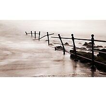 Storm Damage Photographic Print