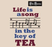 Songs in the key of tea by TheDevotea
