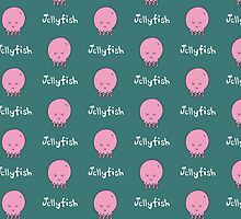 J for Jellyfish by Gillian J.