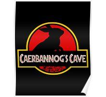 Caerbannog's Cave. Poster