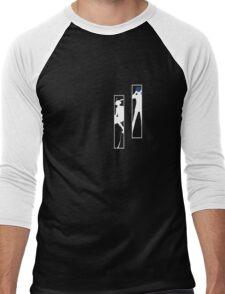Persona 4 Naoto reversed Men's Baseball ¾ T-Shirt