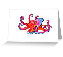 Octopussmas Greeting Card