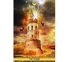 XVI The Tower Photographic Print