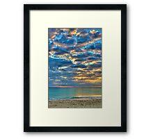 Sunrise? Framed Print