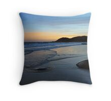 Dusk at Stable Bay  Throw Pillow