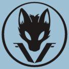 Stylish Fox Logo by 2ndvenus