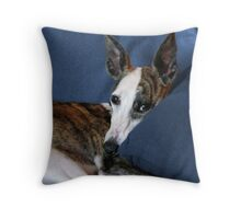 couch dogtato Throw Pillow