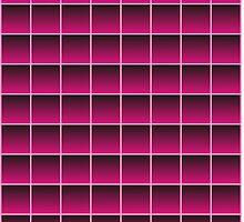 Pink Pattern 37 by xorbah