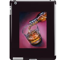 Glass of Wine oil painting iPad Case/Skin