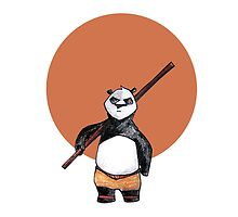 The Fat Panda by Gillian J.