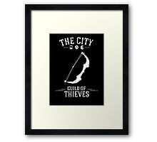 Thief - Guild of Thieves Framed Print