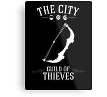 Thief - Guild of Thieves Metal Print