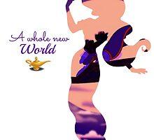 Jasmine by KeriiLynne