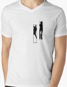 Persona 4 Yosuke Mens V-Neck T-Shirt
