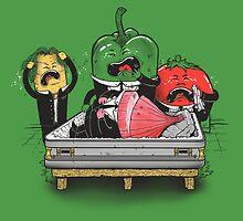 Mr. Onion's Funeral by Madkobra