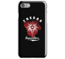 Dragon Age - Thedas Inquisitors iPhone Case/Skin