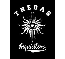 Dragon Age - Thedas Inquisitors Photographic Print