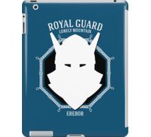 Dwarven Guard Erebor iPad Case/Skin