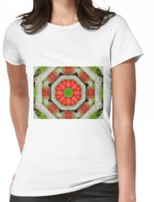 ~ Shamanic Delicacy ~  Womens Fitted T-Shirt