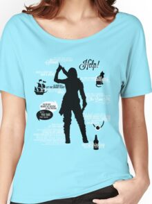 Dragon Age - Isabela Quotes Women's Relaxed Fit T-Shirt