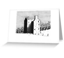Knockhall Castle Greeting Card