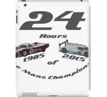 Porsche Le Mans Tribute iPad Case/Skin