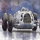 Auto Union Type C 1936 by Yuriy Shevchuk