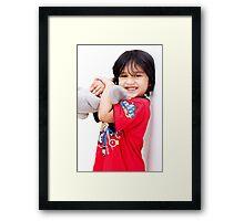 Tanisha... Framed Print