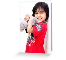 Tanisha... Greeting Card