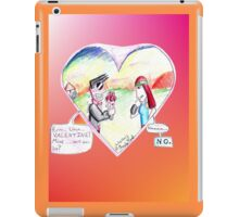 Valentine Failure iPad Case/Skin