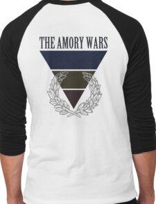 For the Faint of Heart Men's Baseball ¾ T-Shirt