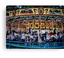 Cafesjian's Carousel Canvas Print