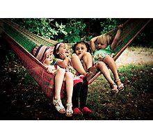 ...hammock... Photographic Print
