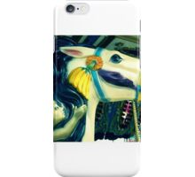 Carousel horse, York Fair iPhone Case/Skin