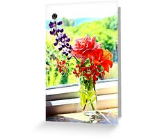 Summer windfalls Greeting Card