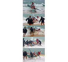 Shore break wins Photographic Print