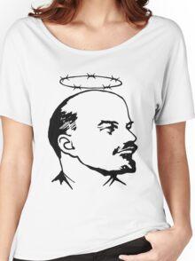 Lenin Women's Relaxed Fit T-Shirt