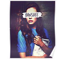 Lydia Martin | Banshee Poster