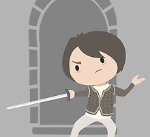 Arya Dancing by murphypop