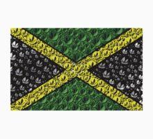 Jamaican Cannabis Flag  Baby Tee