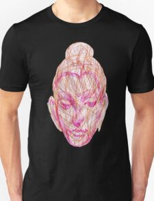 Buddha head colour T-Shirt
