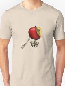 apple skeleton T-Shirt